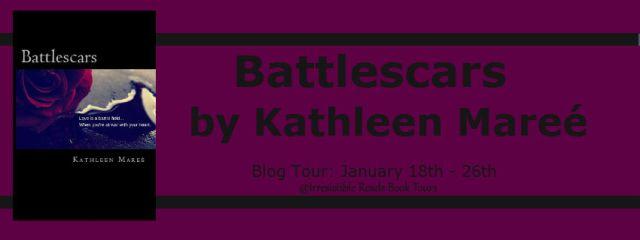 Banner - Battlescars by Kathleen Mareé